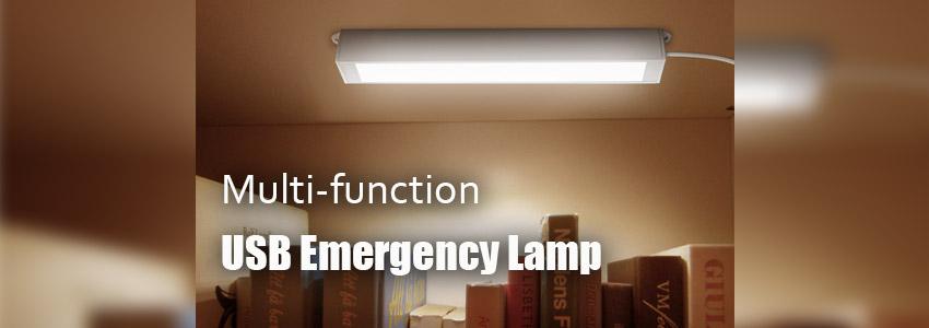 multi-function emergency lamp