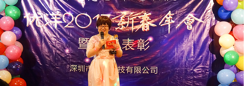 youyang annual party