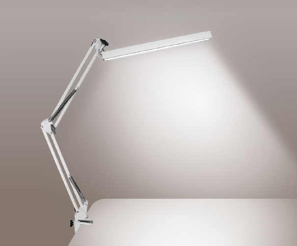 led clamp work light