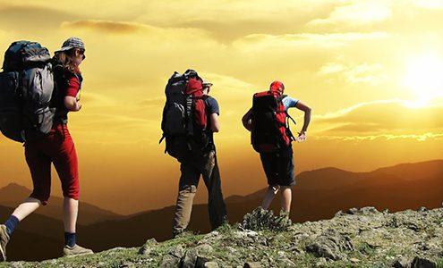 long hiking
