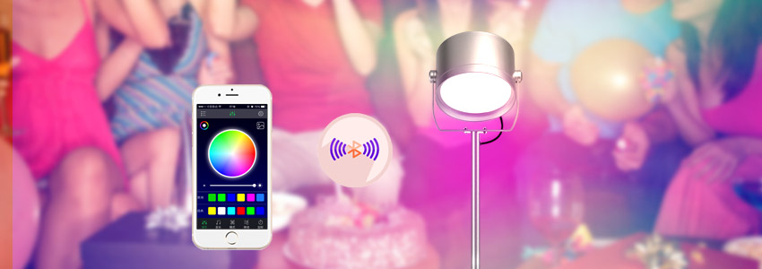 led smart lighting