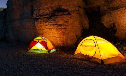 camping gear gadgets
