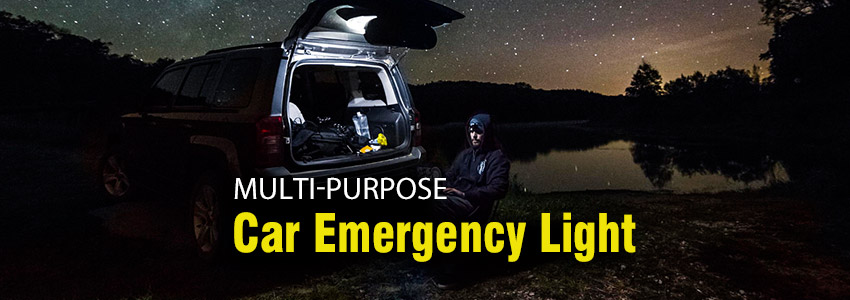 car emergency light