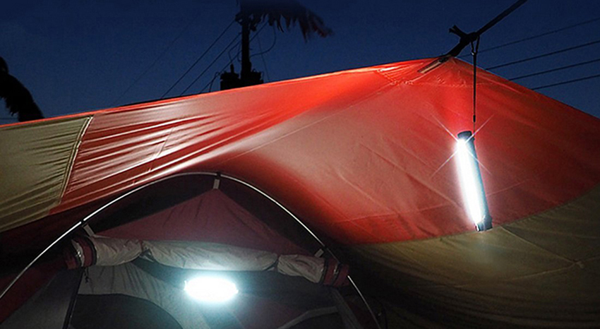 camping tent light