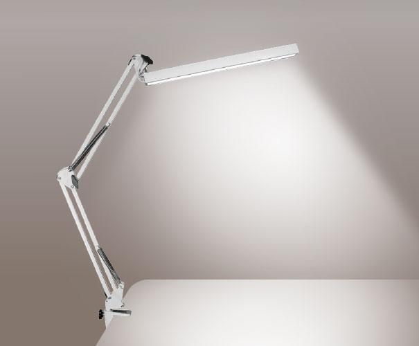 led clamp work light