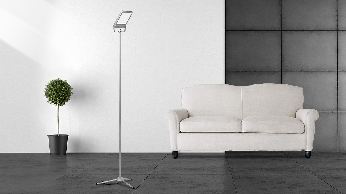 remote control floor lamp