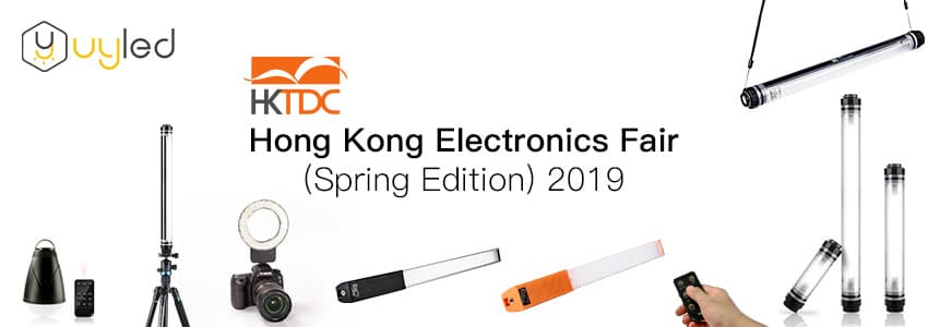 2019 HKTDC Hong Kong electronics fair