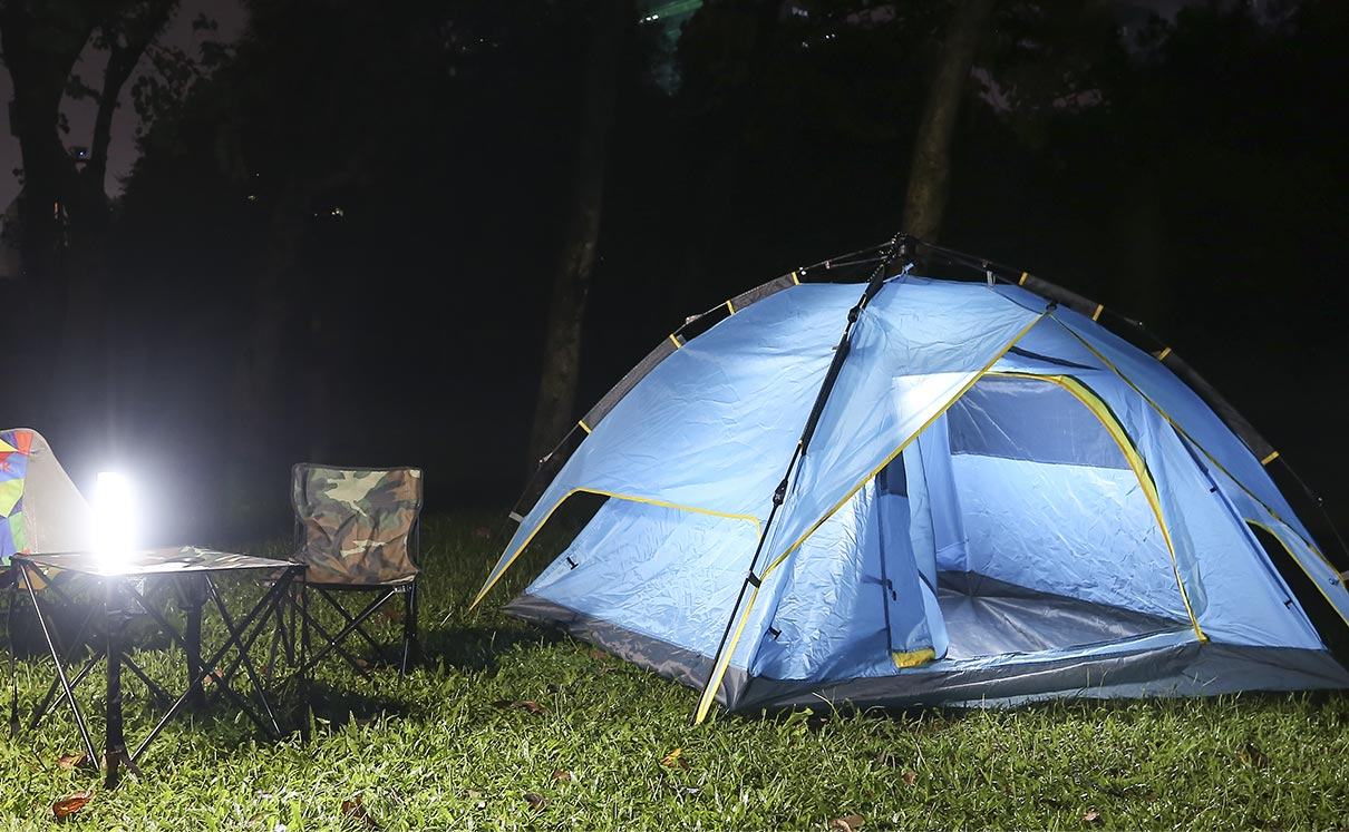 led camping light - 1