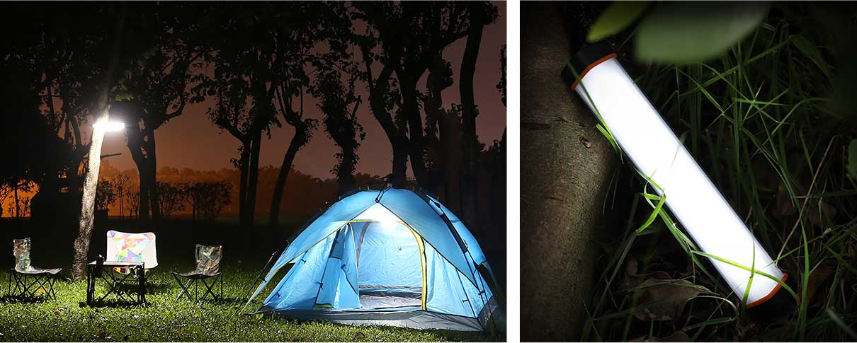 led camping light - 2
