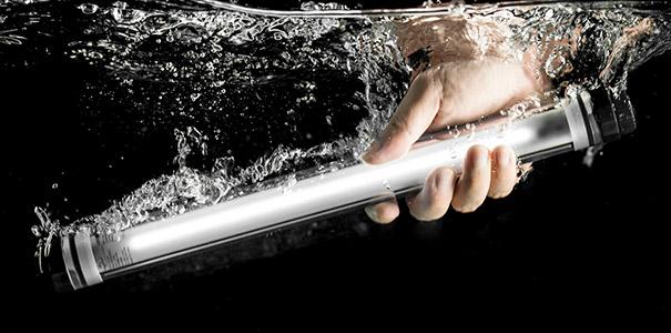 waterproof rgb video light - 1