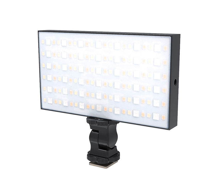 LED RGB video light -2